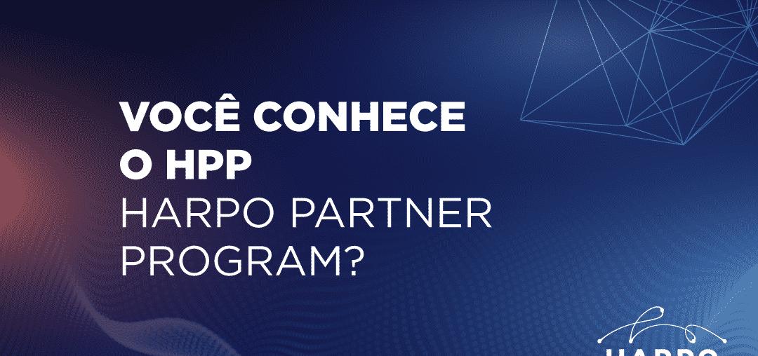 Conheça o HPP - Harpo Partner Program