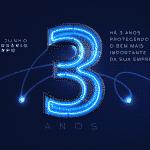 Aniversário de 3 anos da Harpo: Uma jornada de transformação digital e especialização tecnológica